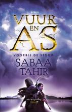 Sabaa Tahir , Vuur en As 4 - Voorbij de storm