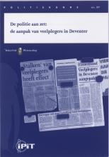 Mirjam Krommendijk Inge Bakker, De politie aan zet