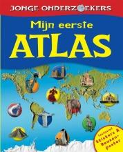 Williams, Brian Mijn eerste Atlas + Stickers & Poster
