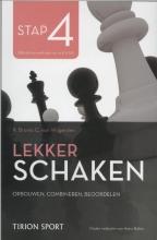 Cor van Wijgerden Lekker schaken stap 4