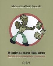 Inke  Brugman, Chantal  Groenendal Eindexamen bikkels