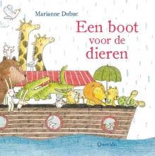 Marianne  Dubuc Een boot voor de dieren