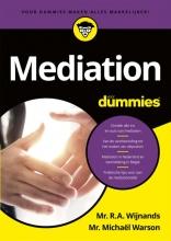 R.A.  Wijnands, M.  Warson Mediation voor Dummies