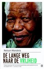 Nelson  Mandela De lange weg naar de vrijheid