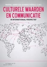 Marie-Thérèse Claes Marinel Gerritsen, Culturele waarden en communicatie in internationaal perspectief