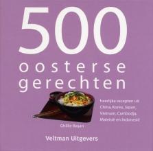 Basan, G. 500 oosterse gerechten