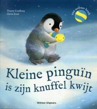 Corderoy, Tracey Kleine Pingun is zijn knuffel kwijt