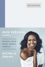 Michelle  Obama Mijn verhaal journal