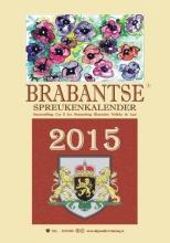 Jos Swanenberg Cor Swanenberg, Brabantse spreukenkalender 2015