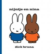 Dick  Bruna nijntje en nina