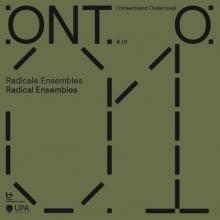 Bart Decroos Koen Van Bockstal  Jantje Engels, ONTO 01 Radicale ensembles