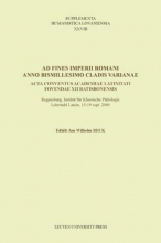 , Ad fines imperii romani anno bismillesimo cladis varianae