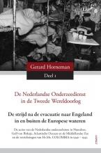 G.D. Horneman , De Nederlandse Onderzeedienst in de Tweede Oorlog in vier delen