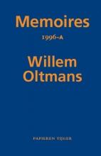 Willem Oltmans , Memoires 1996-A
