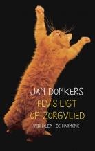 Jan  Donkers Elvis ligt op Zorgvlied