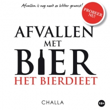 Angelique M.R. Challa Berend-Jan Challa, Het bierdieet