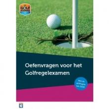 Nederlandse Golf Federatie Oefenvragen voor het Golfregelexamen