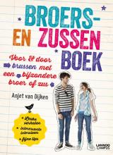 Anjet van Dijken , Broers- en zussenboek