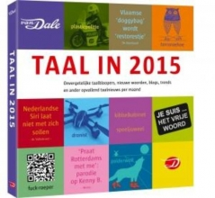Ton den Boon, Ruud  Hendrickx, Sterre  Leufkens, Marten van der Meulen Taal in 2015
