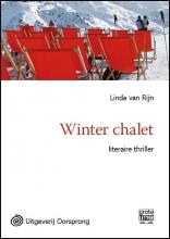 Linda van Rijn Winter chalet grote letter uitgave