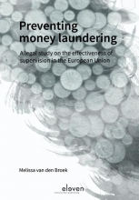 Melissa van den Broek , Preventing money laundering