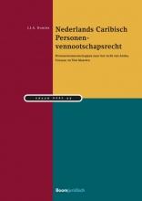 J.J.A. Hamers , Nederlands Caribisch Personenvennootschapsrecht
