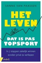 Sanne van Paassen Het leven, dat is pas topsport
