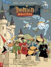 Stanislas Joann Sfar  Lewis Trondheim, Donjon Monsters 11 - De grote leider
