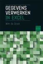 Wim de Groot , Gegevens verwerken in Excel