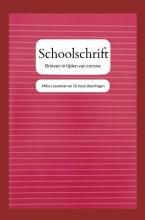 Mike Louwman , Schoolschrift