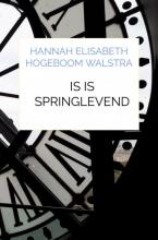 Hannah Elisabeth Hogeboom Walstra , IS is springlevend