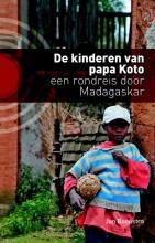 Jan  Boonstra De kinderen van papa Koto