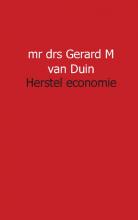 GM van Duin Herstel economie