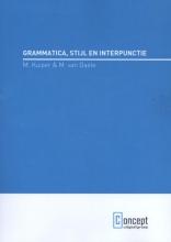 M. van Daele M. Kuiper, Grammatica, stijl en interpunctie
