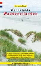 Bart van der Schagt Wandelgids Waddeneilanden