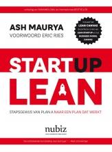 Ash Maurya , Startup Lean