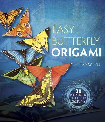 Tammy Yee,Easy Butterfly Origami