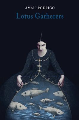 Amali Rodrigo,Lotus Gatherers