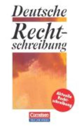 Richter, Helga,Deutsche Rechtschreibung