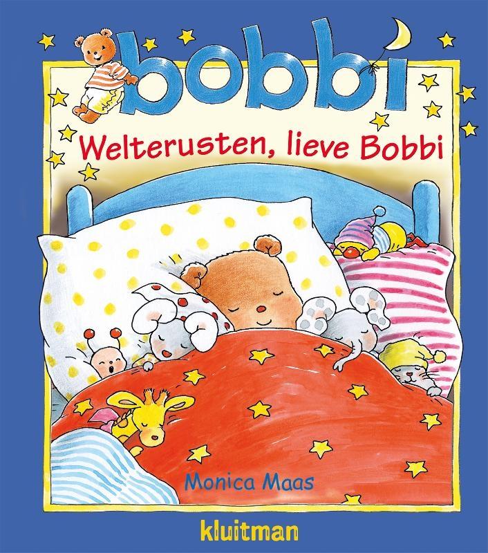 Monica Maas,Welterusten, lieve Bobbi