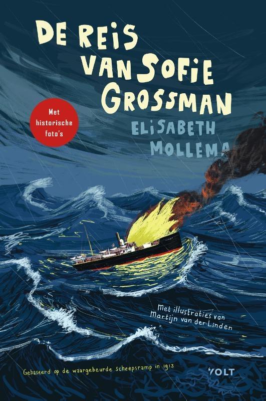 Elisabeth Mollema,De reis van Sofie Grossman