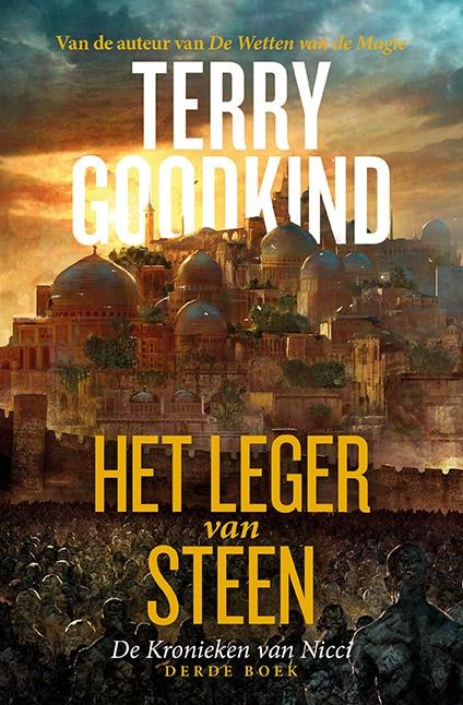Terry Goodkind,Het Leger van Steen