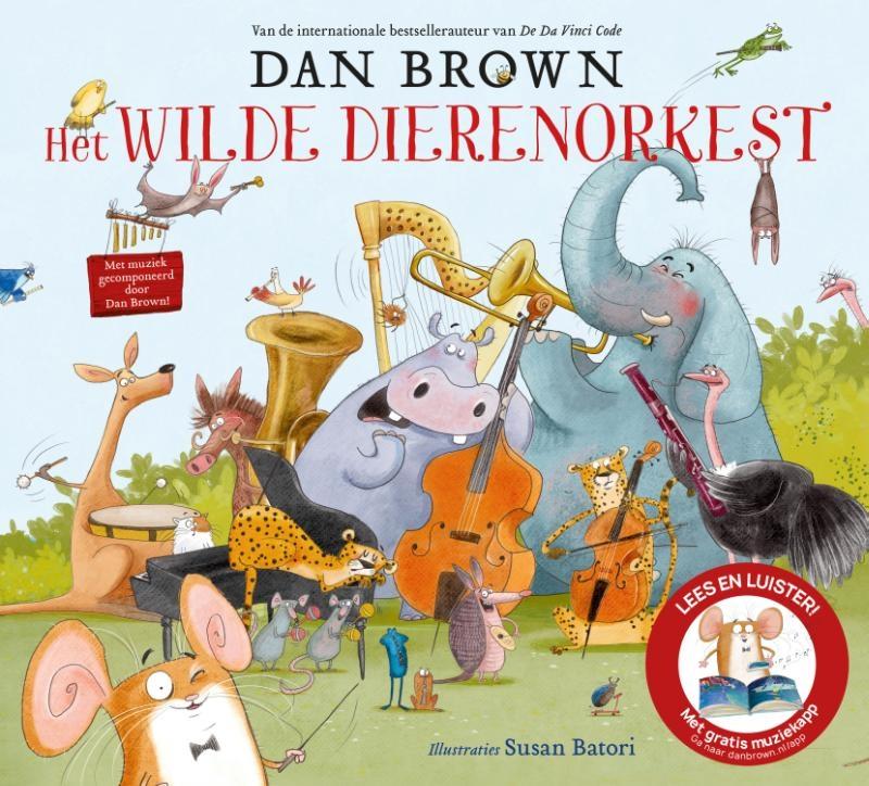 Dan Brown,Het wilde dierenorkest