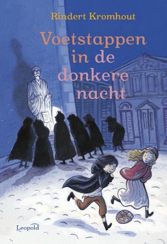 Rindert Kromhout,Voetstappen in de donkere nacht
