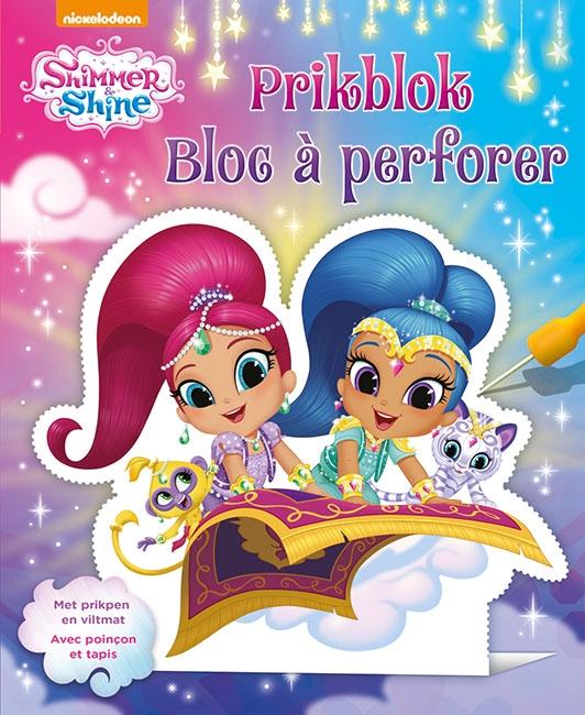 ,Prikblok Bloc à perforer