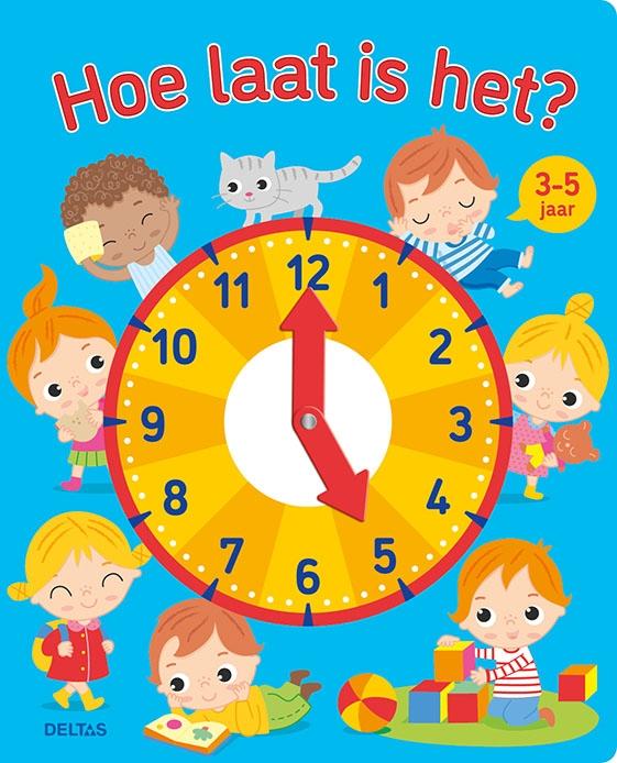 ZNU,Hoe laat is het? (3-5 j.)