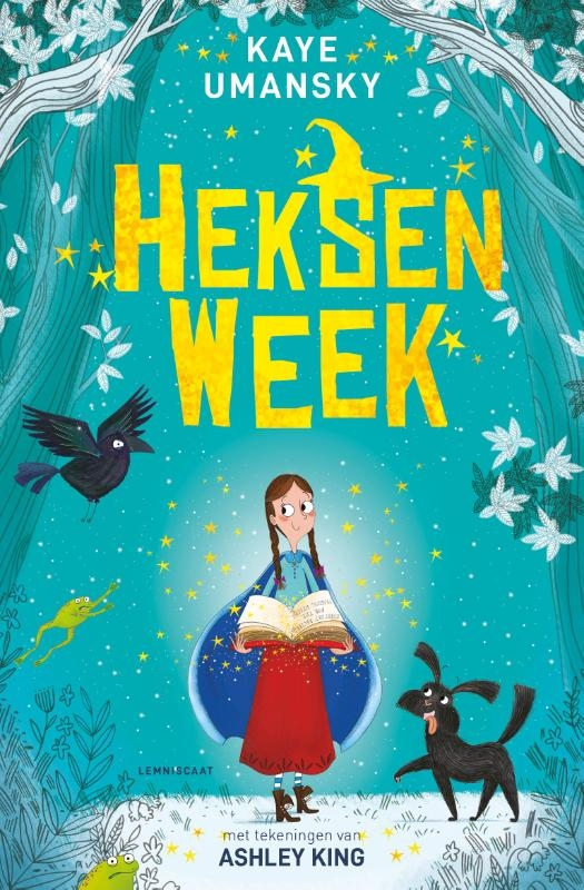 Kaye Umansky,Heksenweek