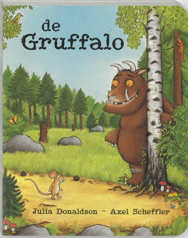 Julia Donaldson,De Gruffalo