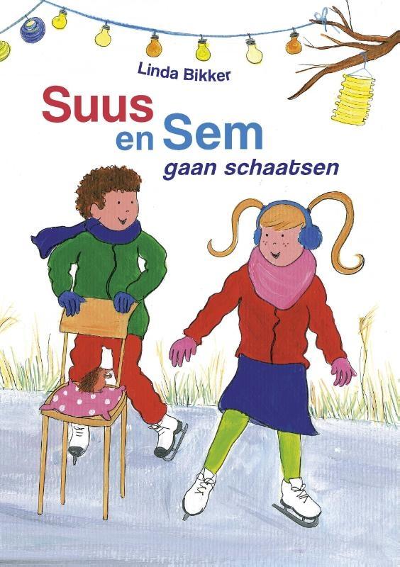 Linda Bikker,Suus en Sem gaan schaatsen