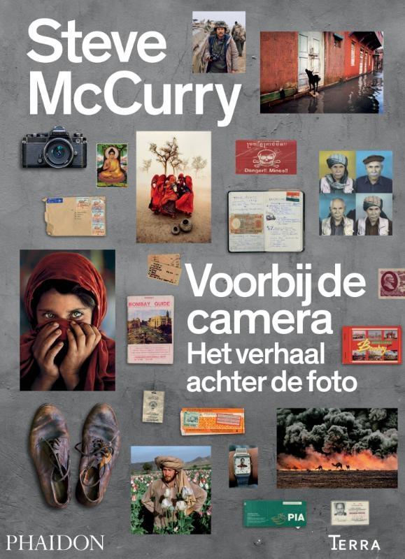 Steve McCurry,Voorbij de camera